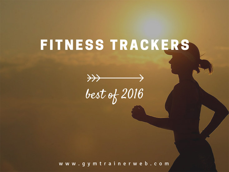 The best 5 fitness trackers of 2016