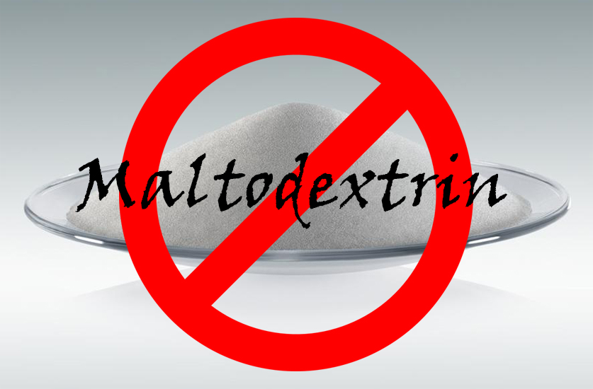 Maltodextrin, an unhealthy supplement